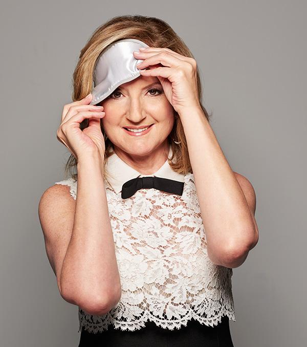 Podnikateľka Arianna Huffington