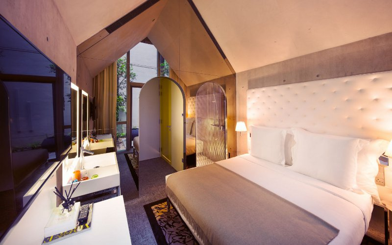 Hotel M Social v Singapúre