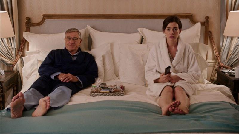 Záber z filmu Stážista