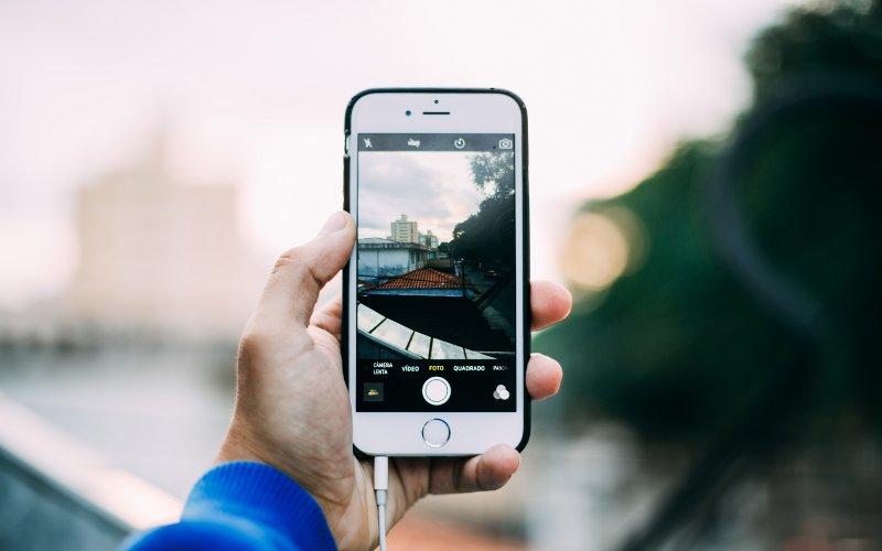 Vyhľadávanie lokalít smartphonom