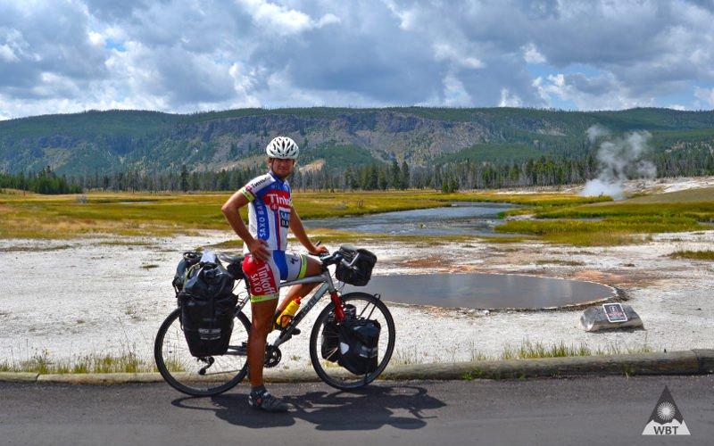 Podnikateľ Karol Voltemár precestoval svet na bicykli