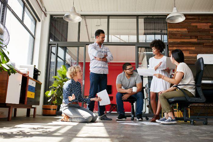 Holakracia ako tímová spolupráca