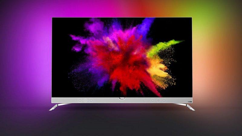 OLED televízor Phillips s technológiou Ambilight