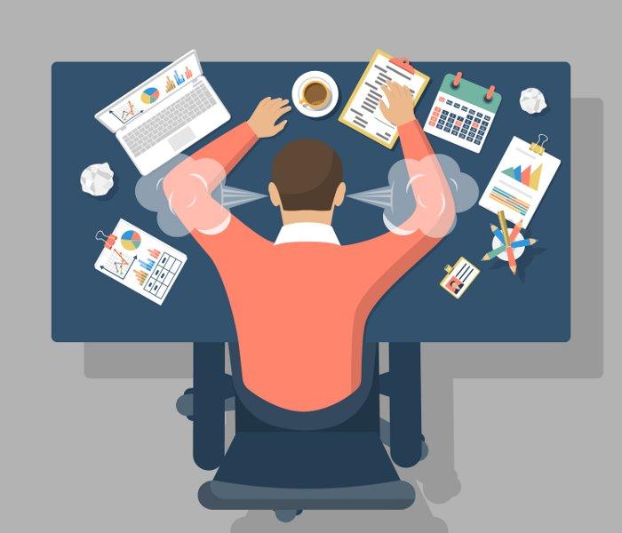 Časový sklz v práci