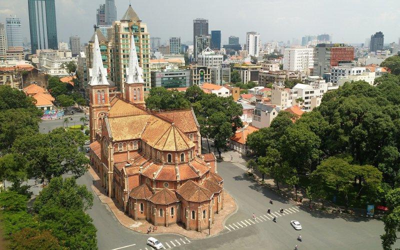 Saigon mekka digitálnych nomádov