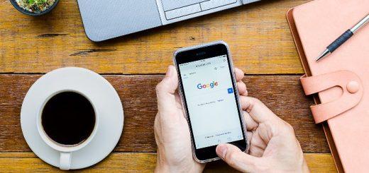 Vyhľadávanie v mobile