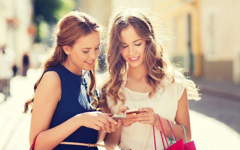 Nákup s mobilom