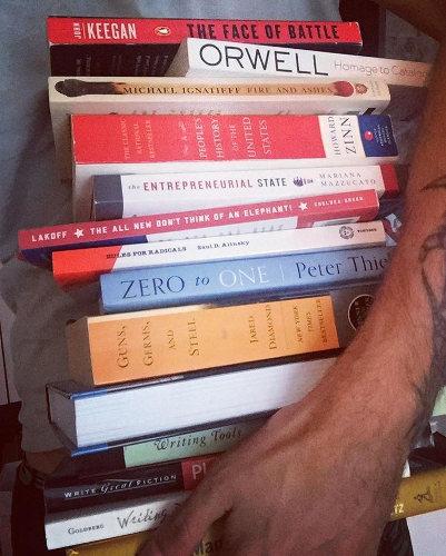 Knihy na voľný čas