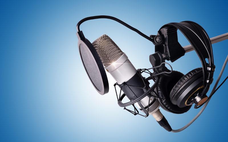 Vybavenie na podcasting