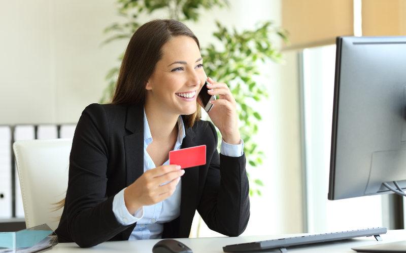 Bezhotovostná platba