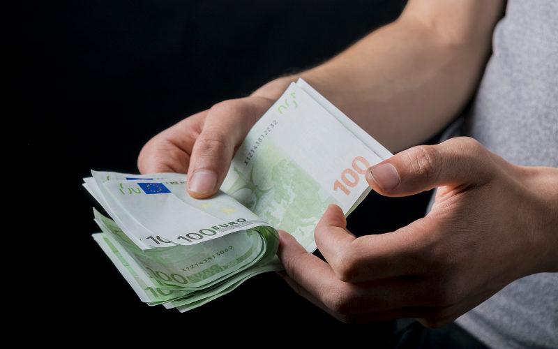 Peňažná hotovosť