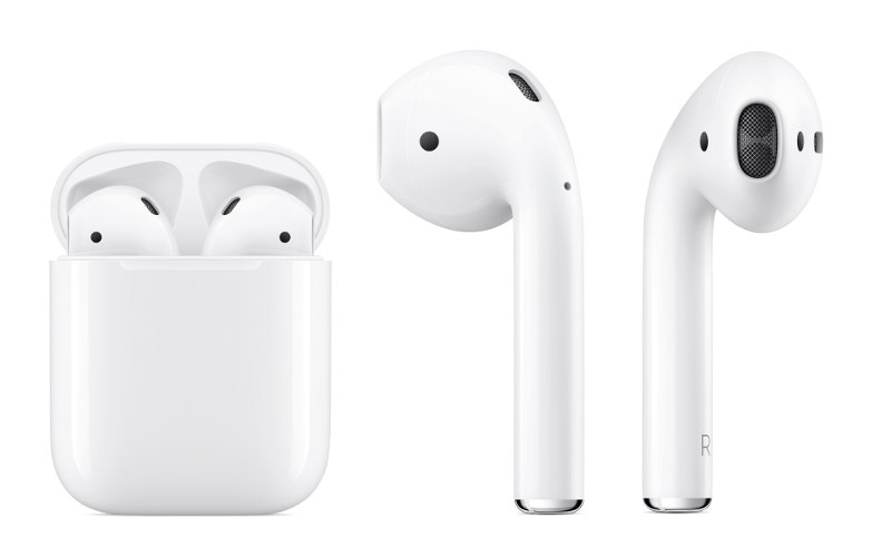Apple slúchadlá