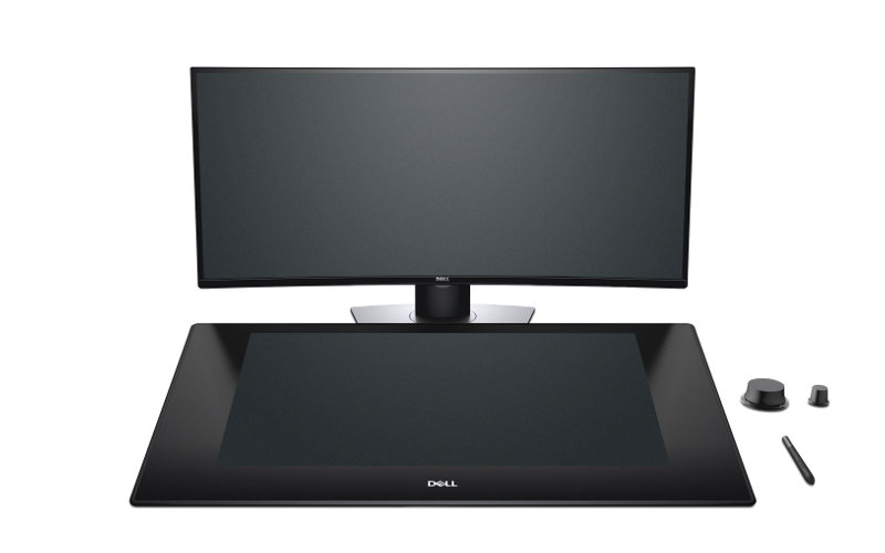 Dell dotyková obrazovka