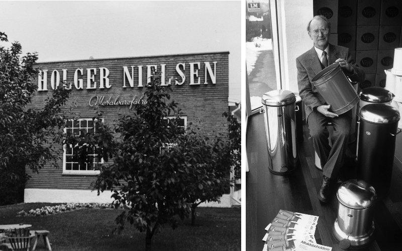 Holger Nielsen a jeho továreň