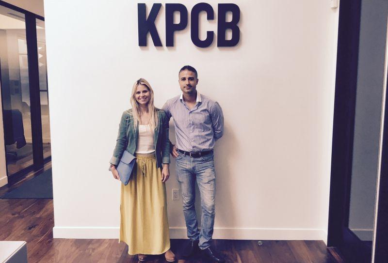 Pracovná cesta v Silicon Valley