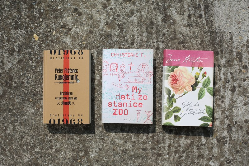 Dizajn knižných obálok