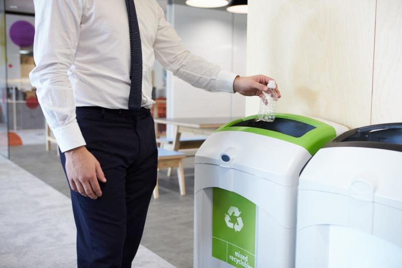 Recyklácia v kancelárii